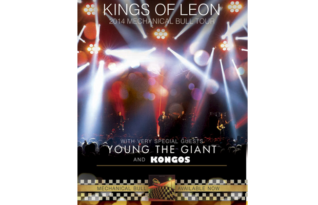 Kings of Leon at Jiffy Lube Live